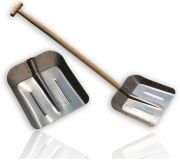 Aluminium shovel large